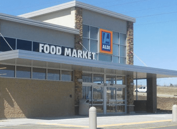 photo of Aldi Food Market exterior