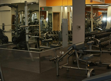 photo of Anytime Fitness workout area