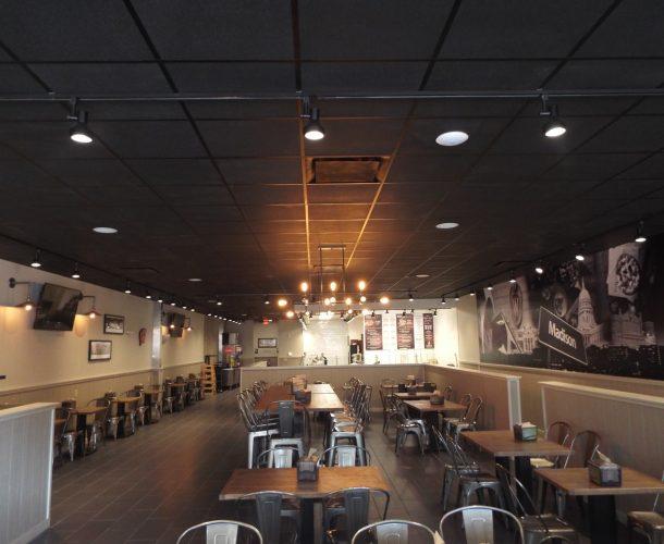 Lotsa Mozza Dinning Area