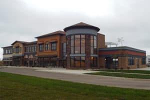 Retail Shop Construction