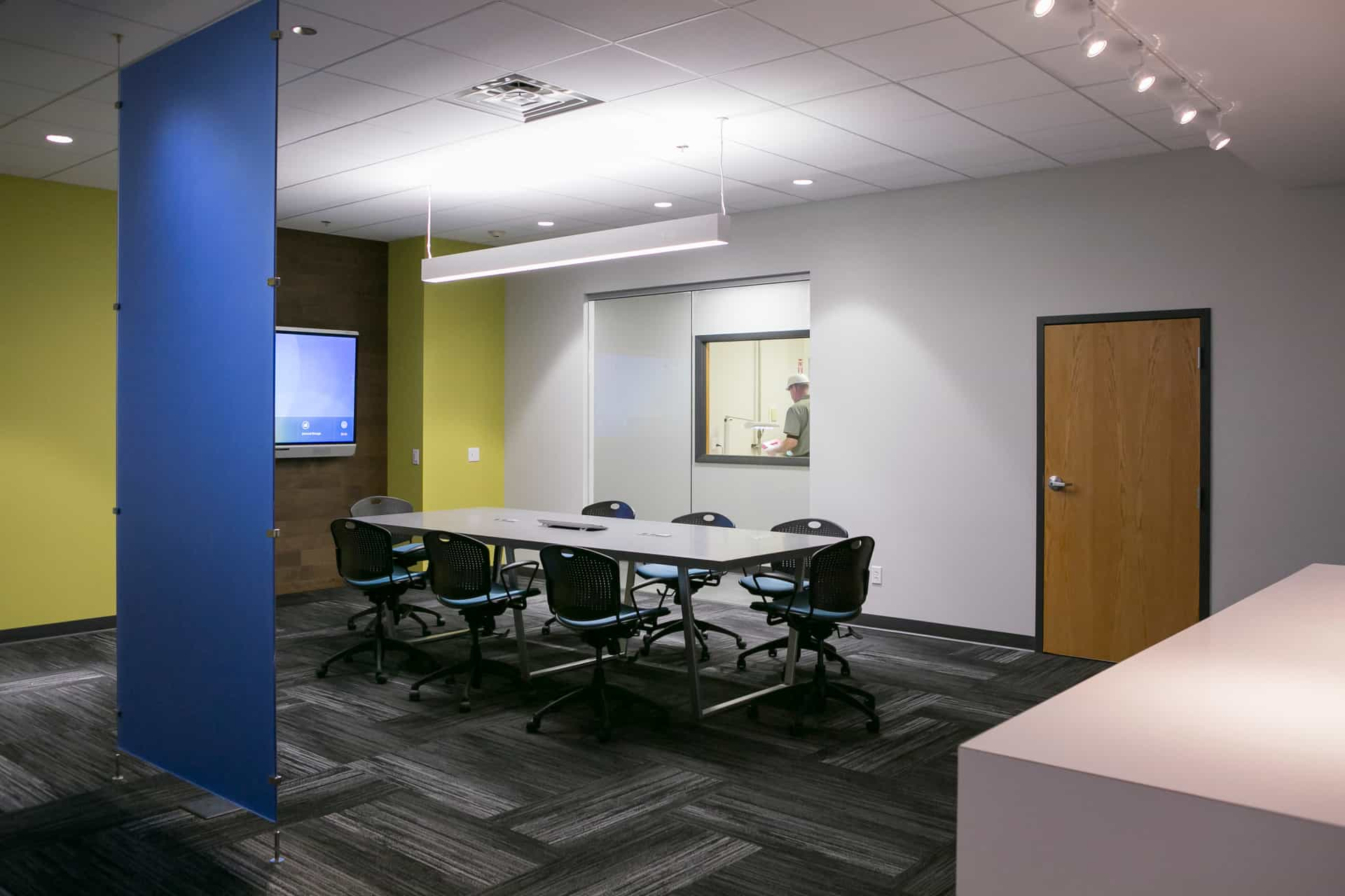 McGinnis Design - Placon conference Room