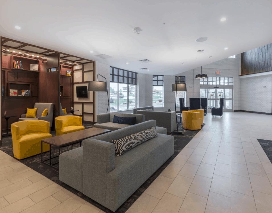 Hyatt place Living Room