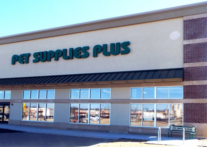 Pet Supplies Plus Storefront