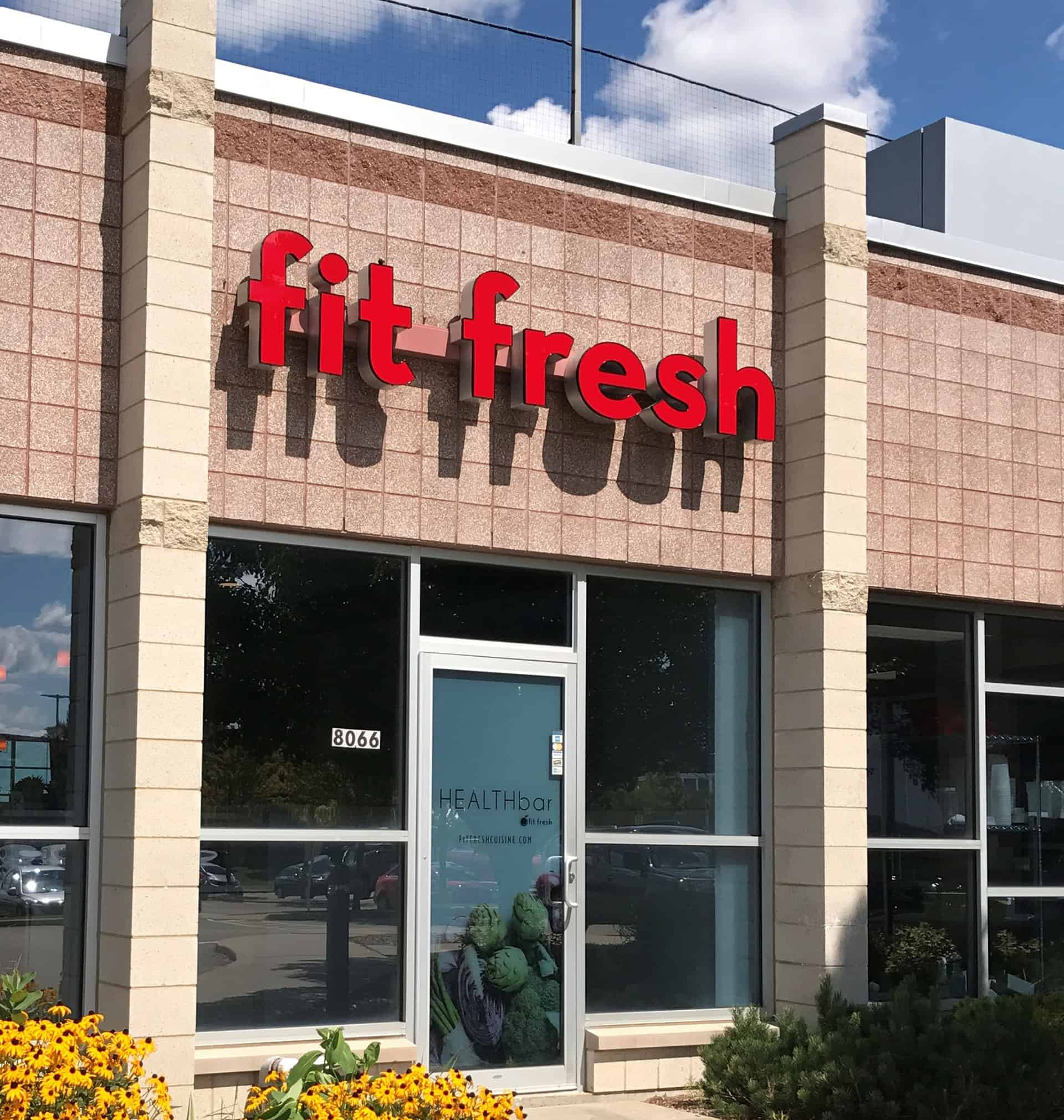 Fit Fresh Cuisine Entrance