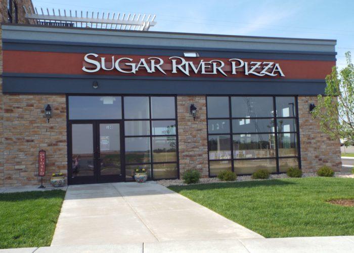 Sugar River Pizza Entrance