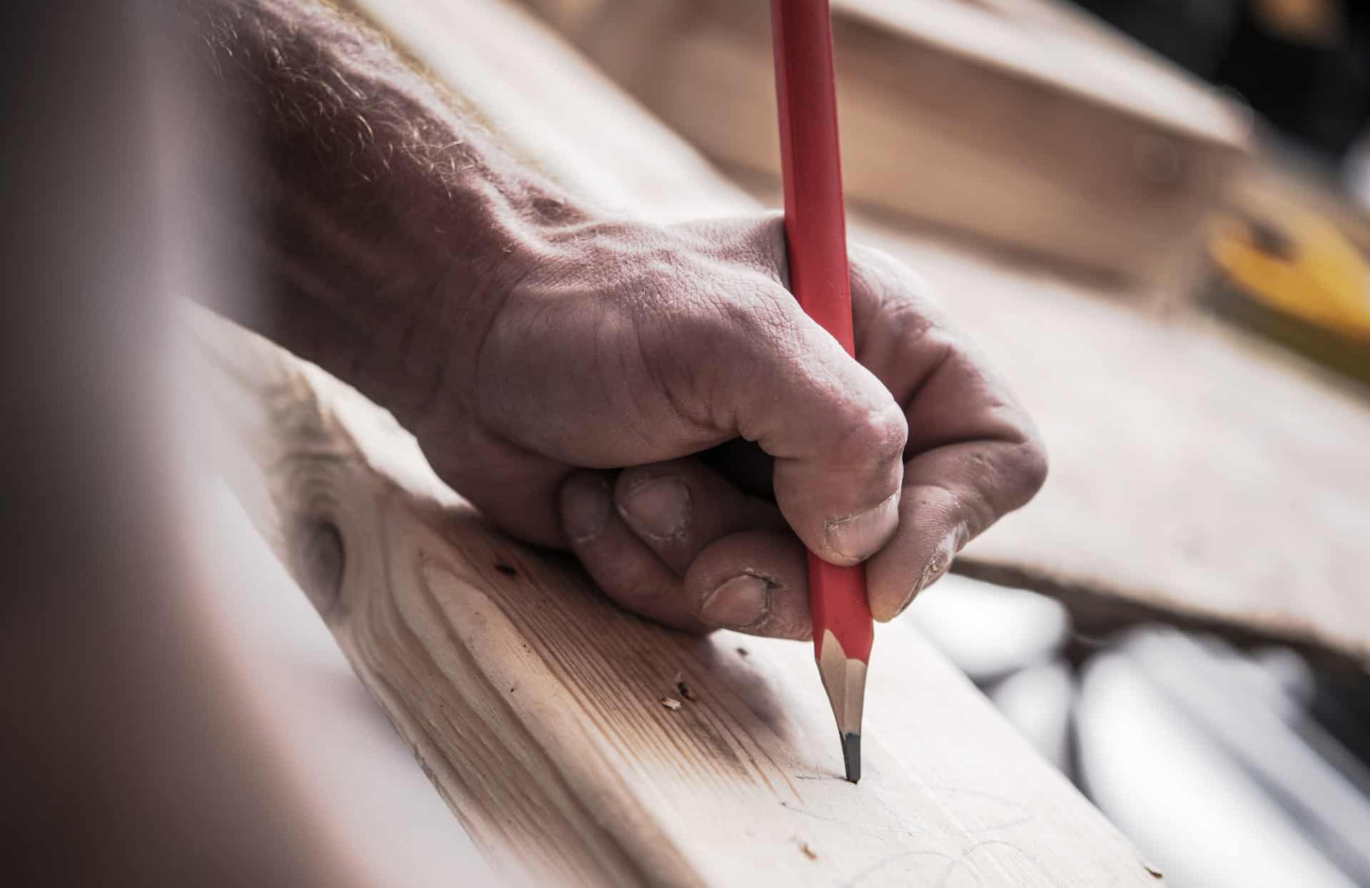 Contact KSW Construction today about becoming a carpenter.