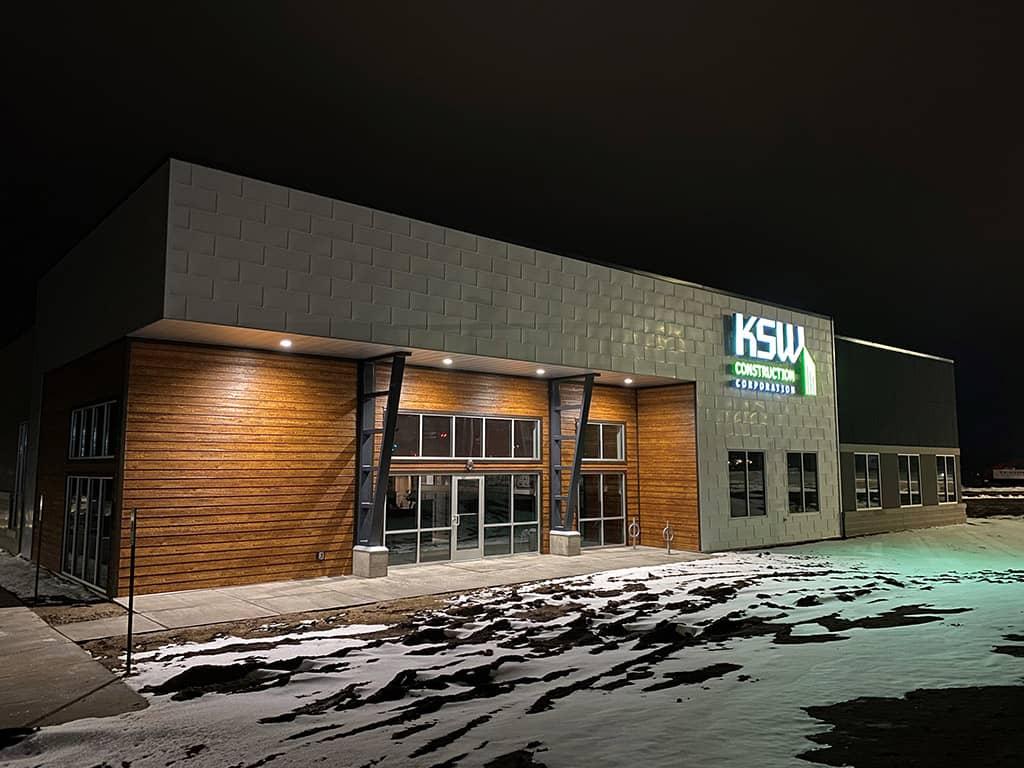 KSW Office Building